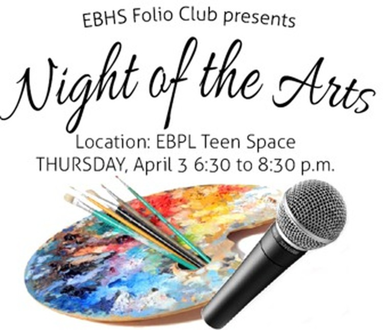 Night of the Arts Presented by the FOLIO Club