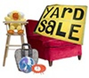 SIGN UP NOW: Friends Yard Sale and Defensive Driving classes