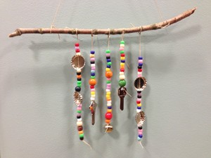 Make Your Own Upcycled Wind Chime