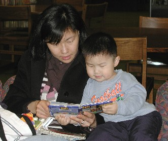 Reading is fun! :: Click to see a larger version