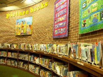 Picture Book Area :: Click to see a larger version