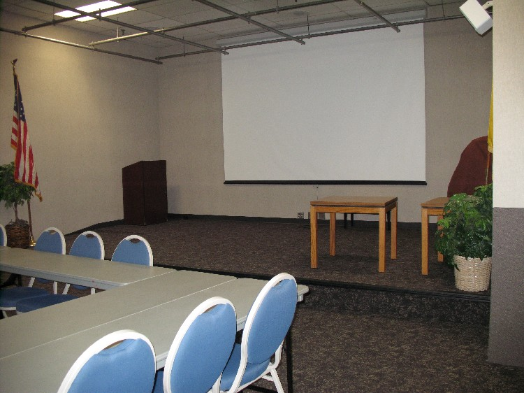 Library Meeting Rooms