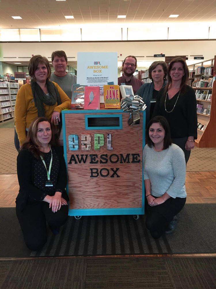 EBPL Launches Awesome Box