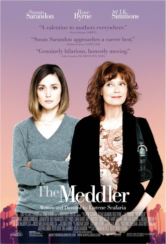 Fine Film: The Meddler on Tuesday, September 20