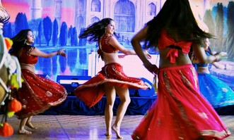 Bollywood Dance Workshop Tonight