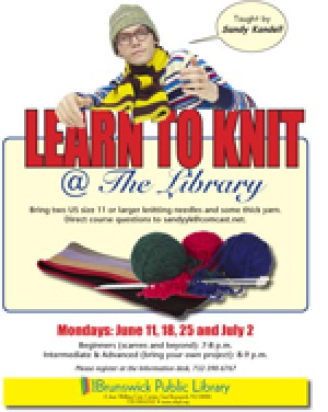 Knitting Classes for Adults: Beginners and Advanced