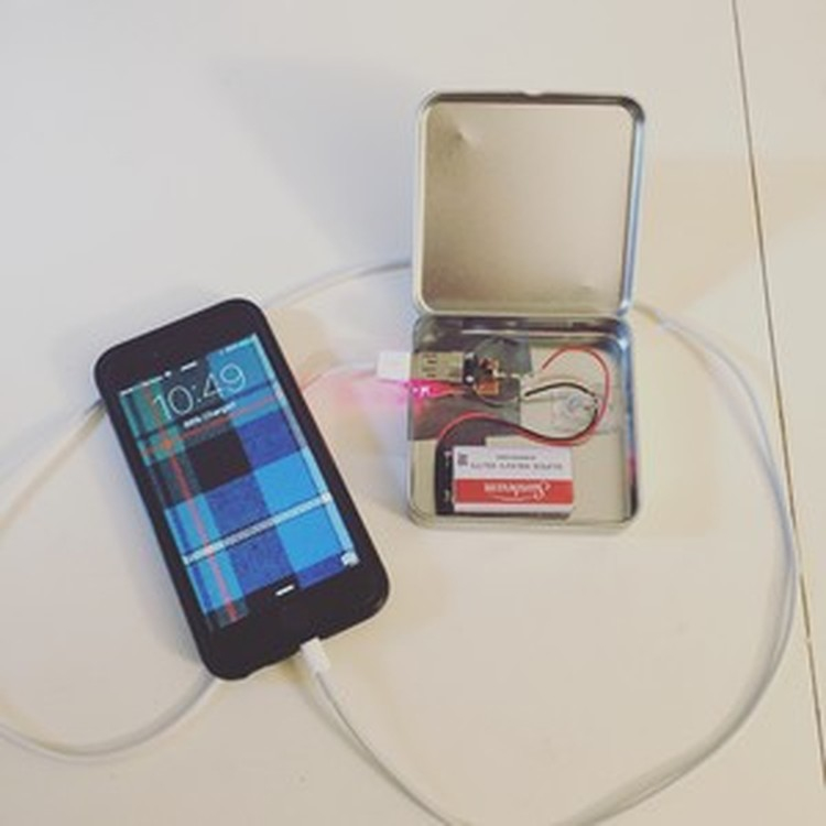 Register for Wednesday's DIY Phone Charger for Adults Workshop