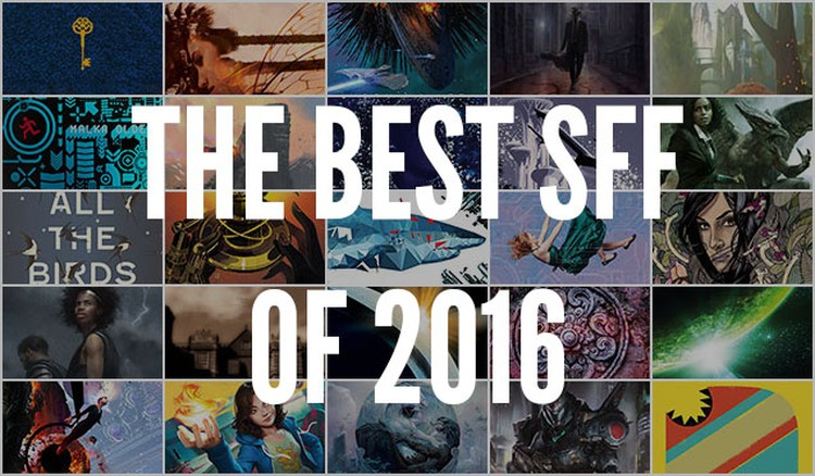 Our Favorite Science Fiction and Fantasy of 2016