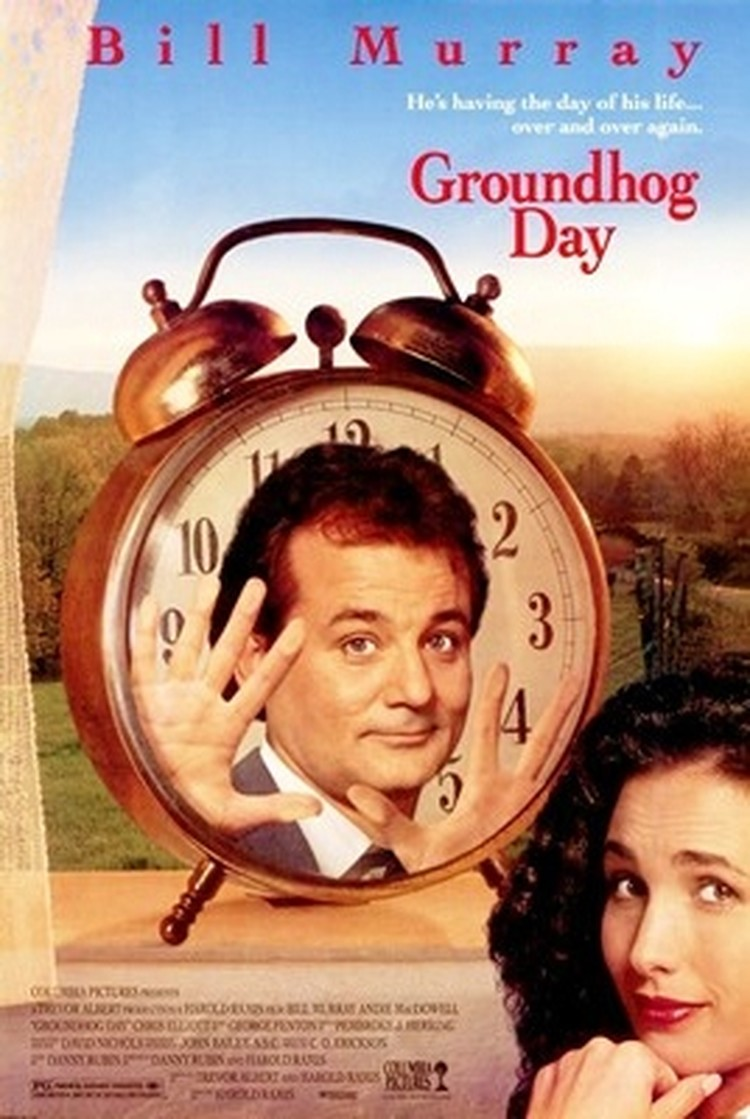 Watch Groundhog Day on Groundhog Day Tonight
