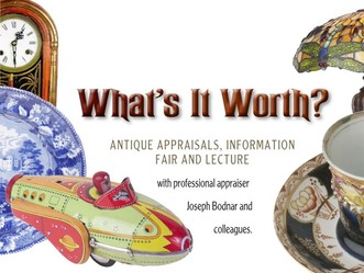 What's It Worth Antique Appraisal Today