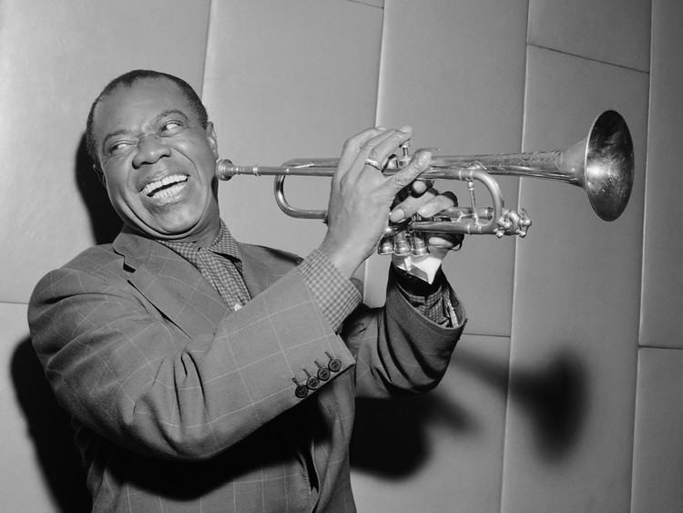 Louis Armstrong Lecture Tonight