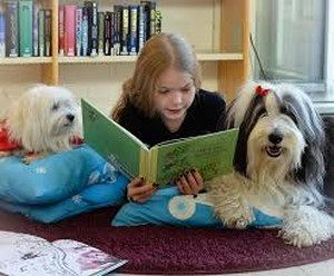 Halloween Read to a Dog