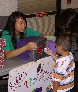 Summer Reading Club Carnival :: Click to see a larger version