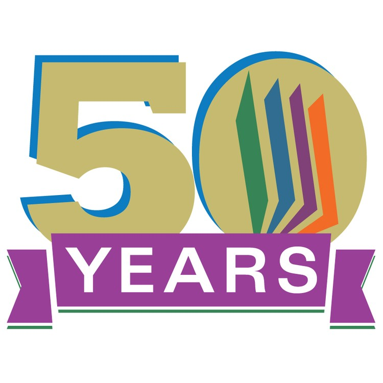 Celebrate Our 50th Anniversary