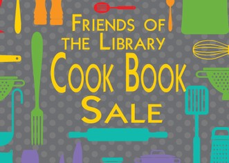 Friends Of The Library Cook Book Sale