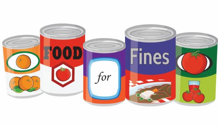 Food for Fines Ends Today