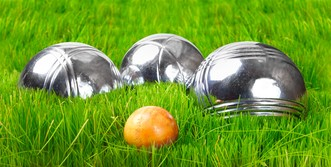 Bocce Ball Tournament Saturday