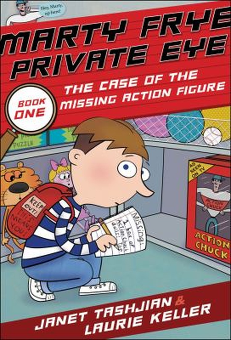 The Case of the Missing Action Figure & Other Mysteries