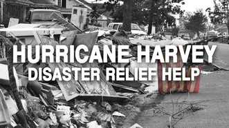 Hurricane Harvey Supply Donation Drive