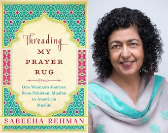 Author Talk Tonight: Sabeeha Rehman