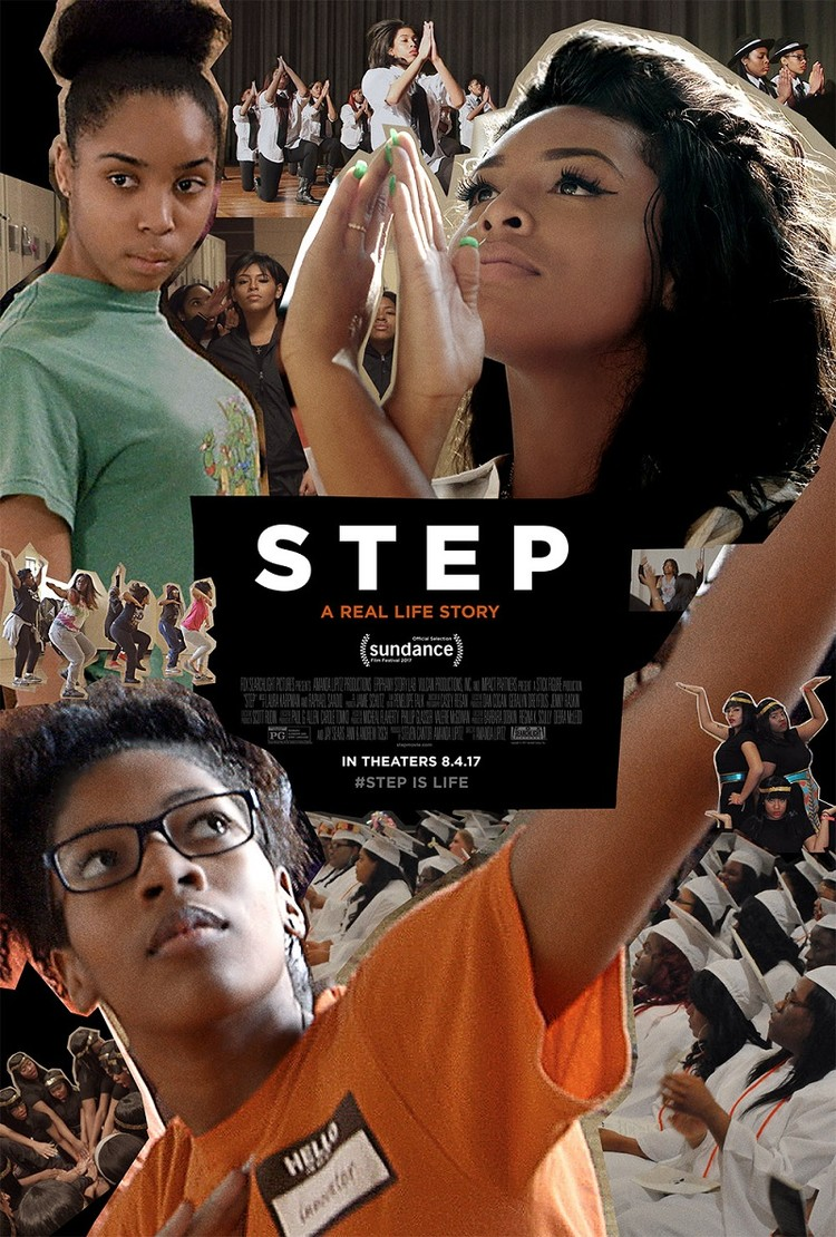 Tuesday's Fine Film: STEP