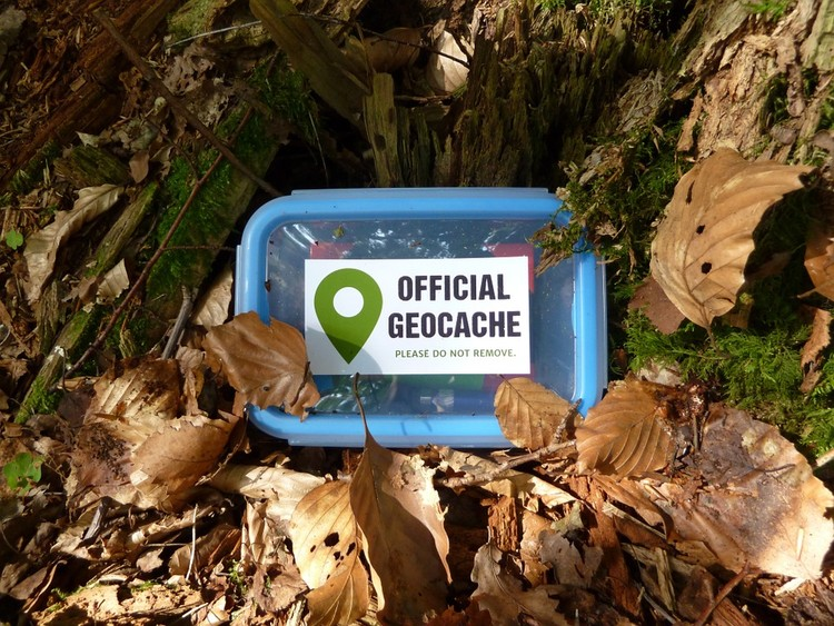 Geocaching - a Modern Day Treasure Hunt Wednesday