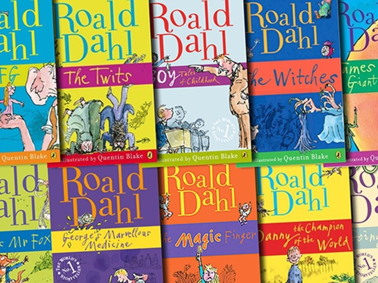 The Beautiful and Bizarre Imagination of Roald Dahl