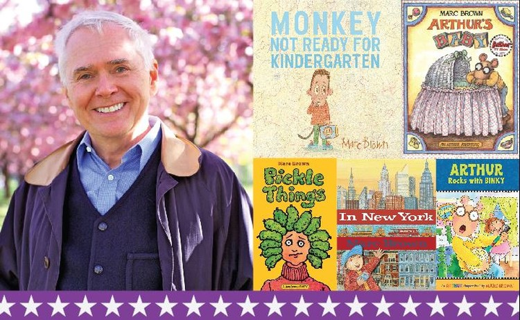 Author Visit With Marc Brown
