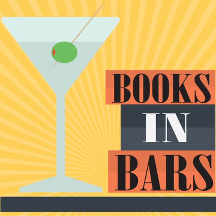 Join Our Books in Bars Group on Saturday at Gusto!