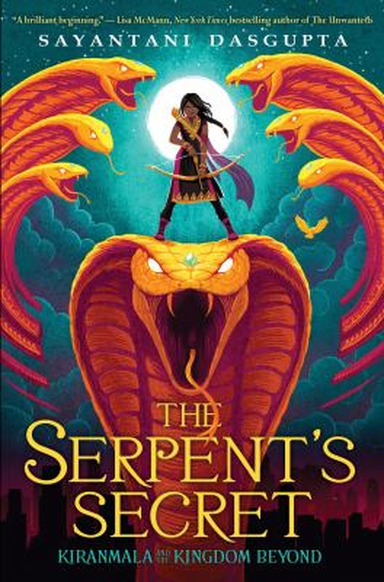 The Serpent's Secret: Kiranmala and the Kingdom Beyond