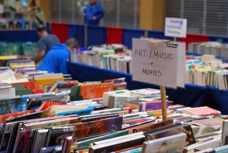 East Brunswick Friends of the Library Hold 44th Annual Book Sale