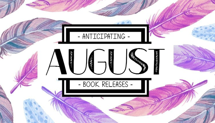 New Book Releases August 2018