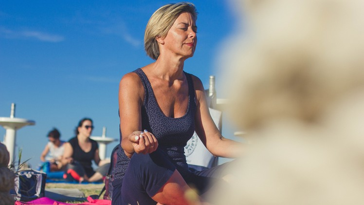 Reduce Anxiety Through Meditation Wednesday
