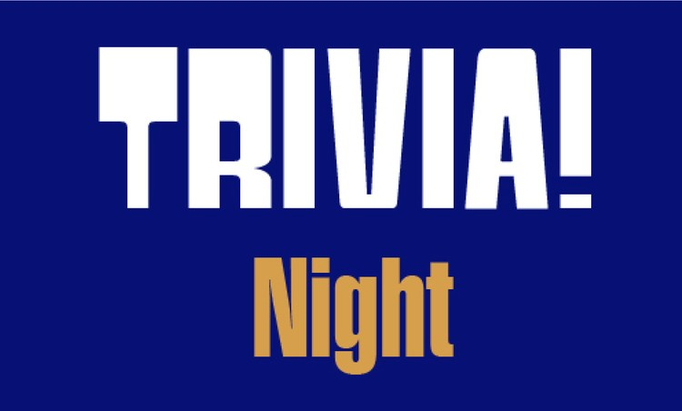 Trivia! Night Wednesday