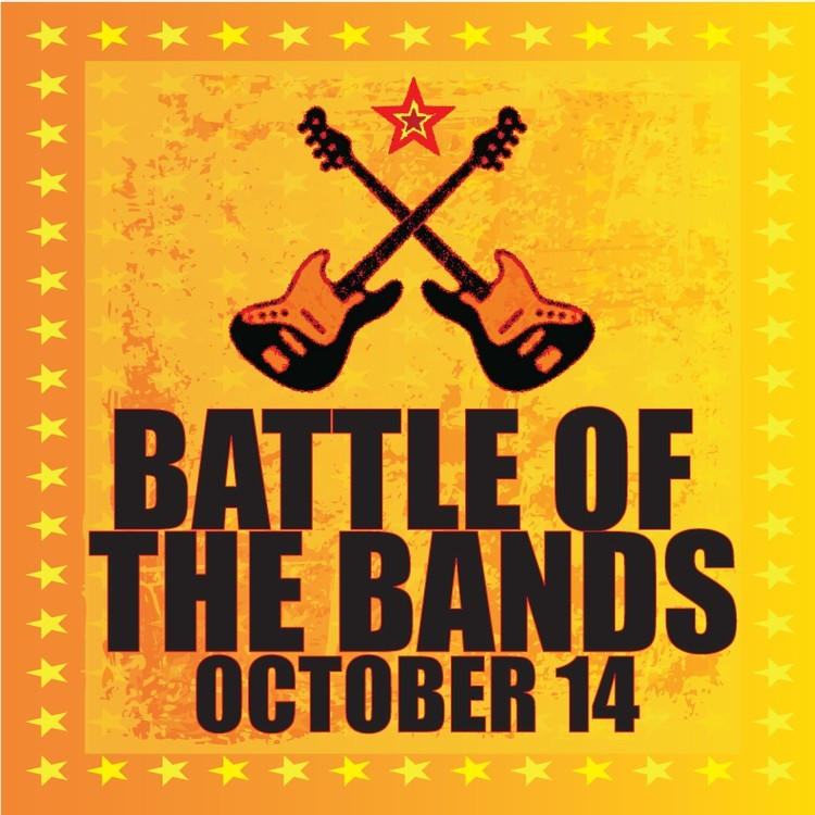 Musicians! EB Battle of the Bands 2018!