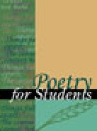 Gale Poetry for Students eBooks