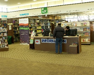 Information Desk :: Click to see a larger version
