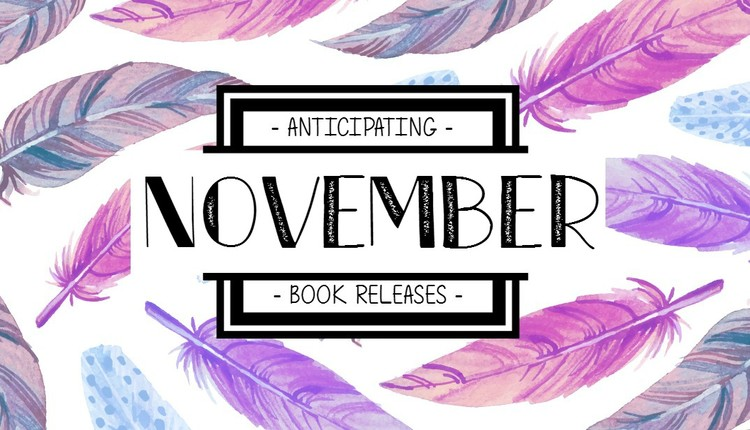New November Book Releases