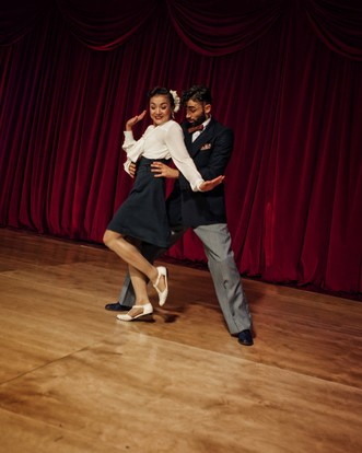 Swing Dance Class & Big Band Concert Sunday 11/4