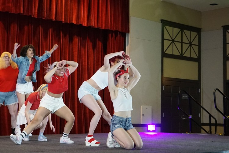 K-Pop Dance Workshop Sunday