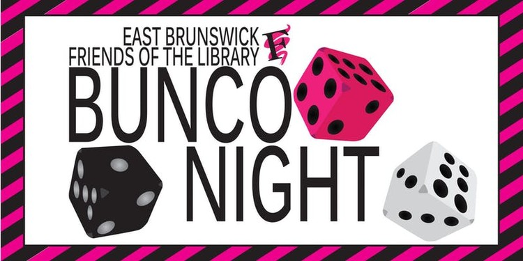 Wednesday's Friends of the Library Bunco Night