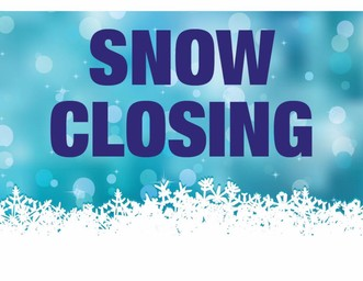 EBPL Closing For Inclement Weather on November 15
