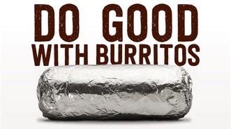 Friends Of The Library Night At Chipotle