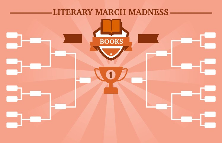 Literary March Madness: Round 1