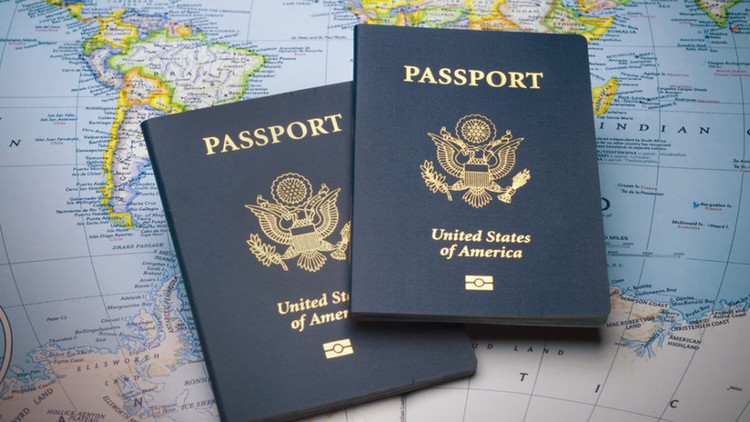 Get Your US Passport