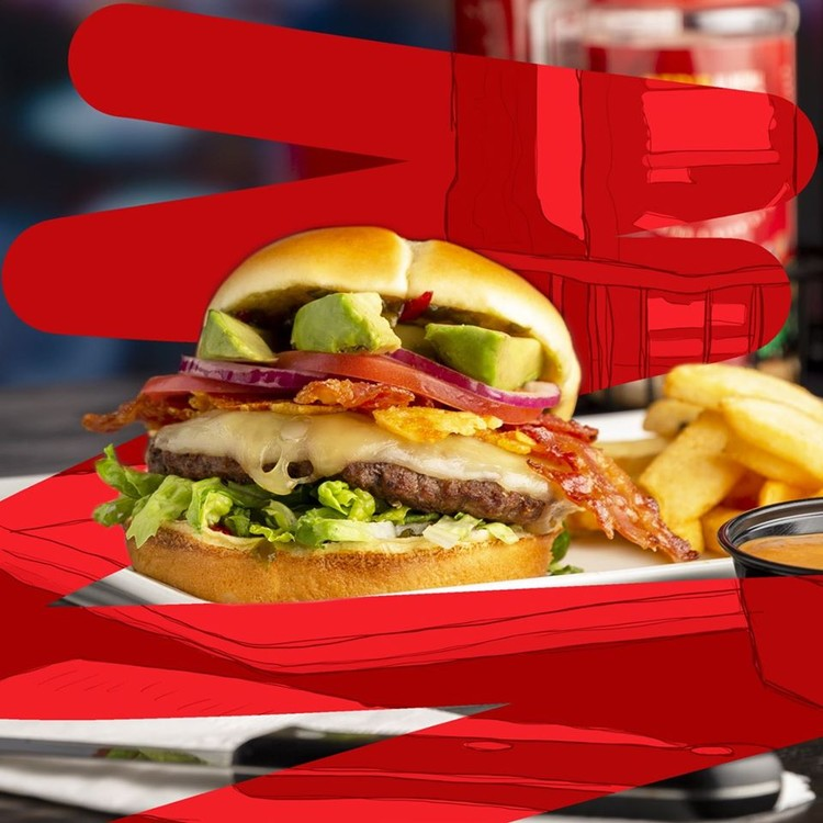 Friends of the Library Team Up With Red Robin