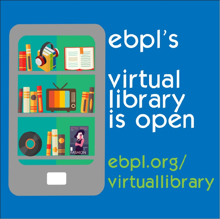 Our Virtual Library is Always Open