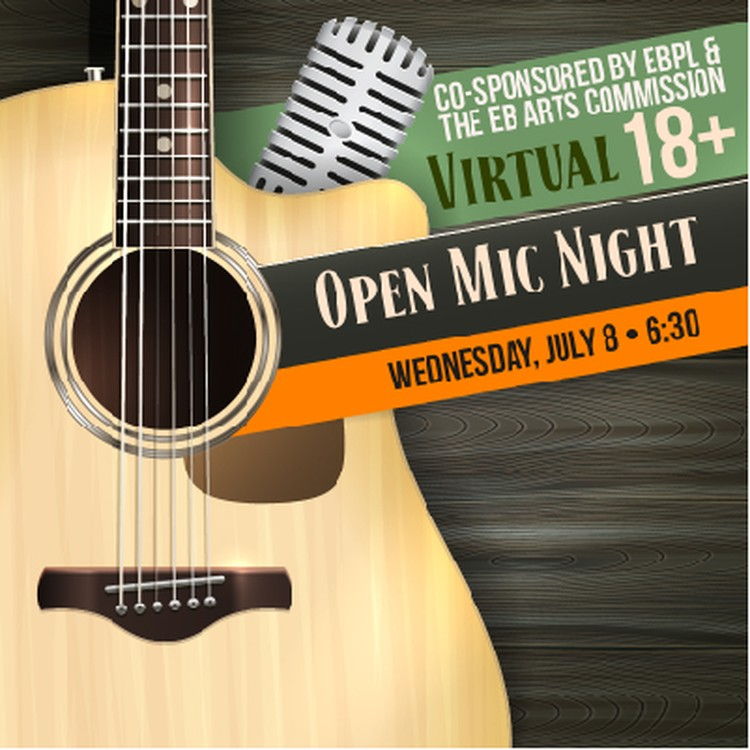 Open Mic Night Wednesday