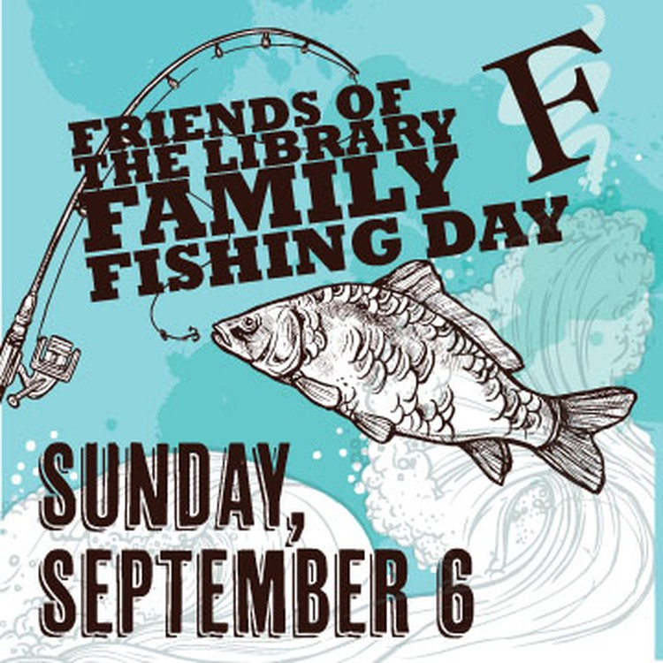 Family Fishing Day Fundraiser