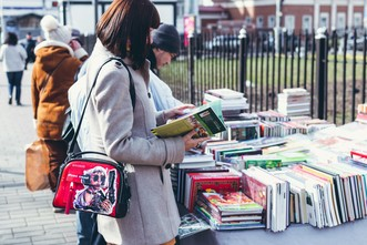 <strong>Friends Outdoor Booksale Weekend October 3-4</strong>